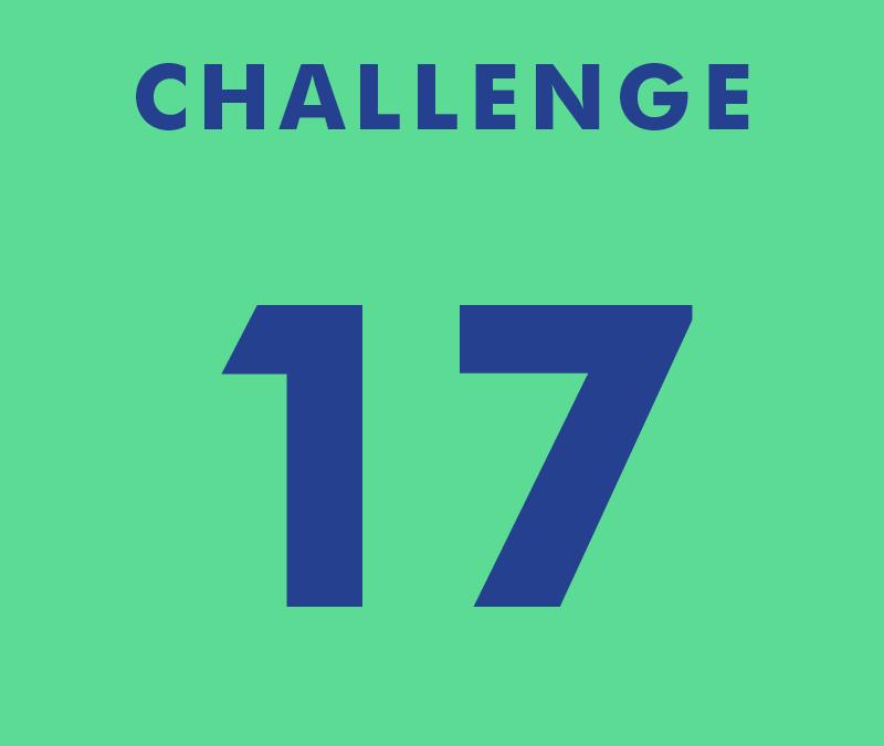 CHALLENGE 17