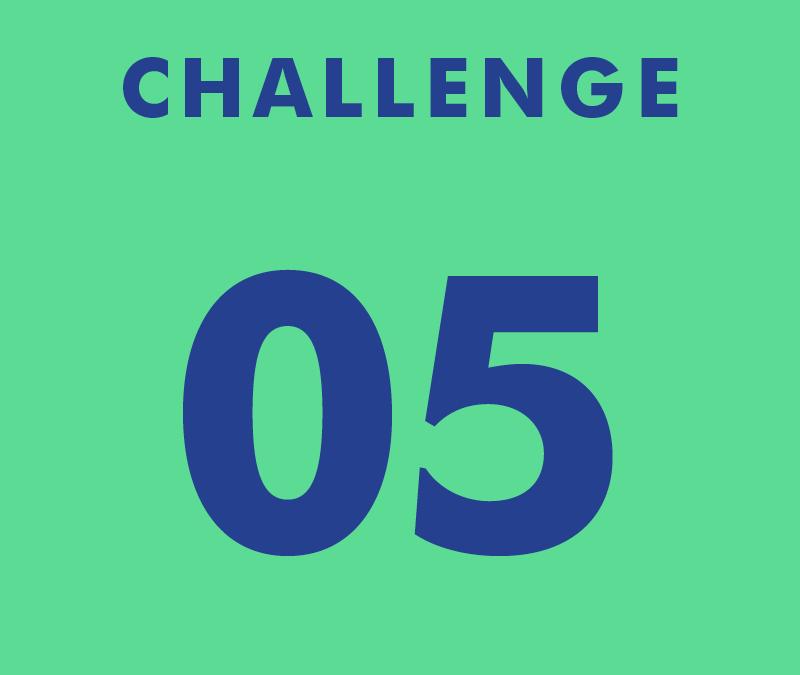 CHALLENGE 05
