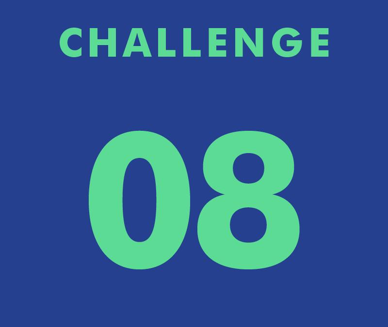 CHALLENGE 08